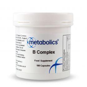 B Complex (Pot of 180 capsules)