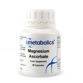 Magnesium Ascorbate (Pot of 90 capsules)