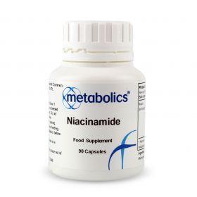 Niacinamide (Pot of 90 capsules)