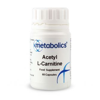 AcetylL. Carnitine (Pot of 60 capsules)