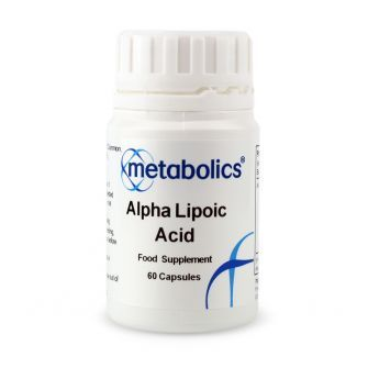 Alpha Lipoic Acid (Pot of 60 capsules)