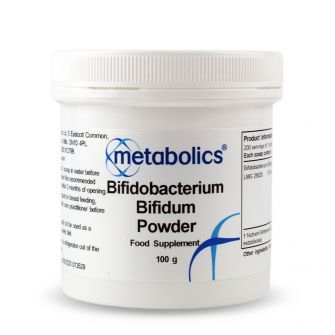 Bifidobacterium Bifidum Powder (Pot of 100g)