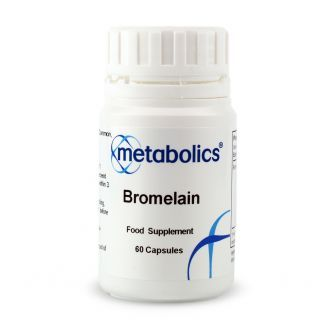 Bromelain (Pot of 60 capsules)