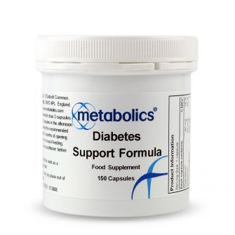 Diabetes Support Formula (Pot Of 150 Capsules)