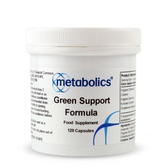 Green Support Formula (Pot Of 120 Capsules)