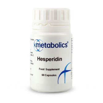 Hesperidin (Pot Of 60 Capsules)