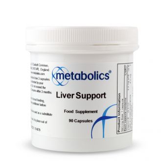 Liver Support (Pot Of 90 Capsules)