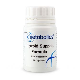 Thyroid Support Formula (Pot Of 60 Capsules)
