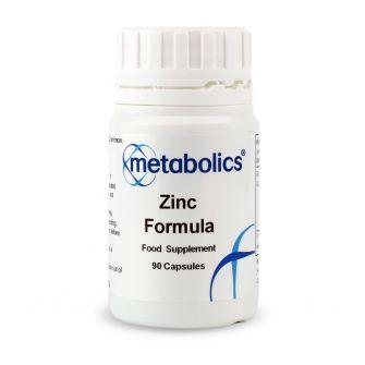 Zinc Formula (Pot Of 90 Capsules)