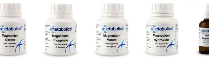 The 2020 Practitioners Guide to Magnesium | Metabolics