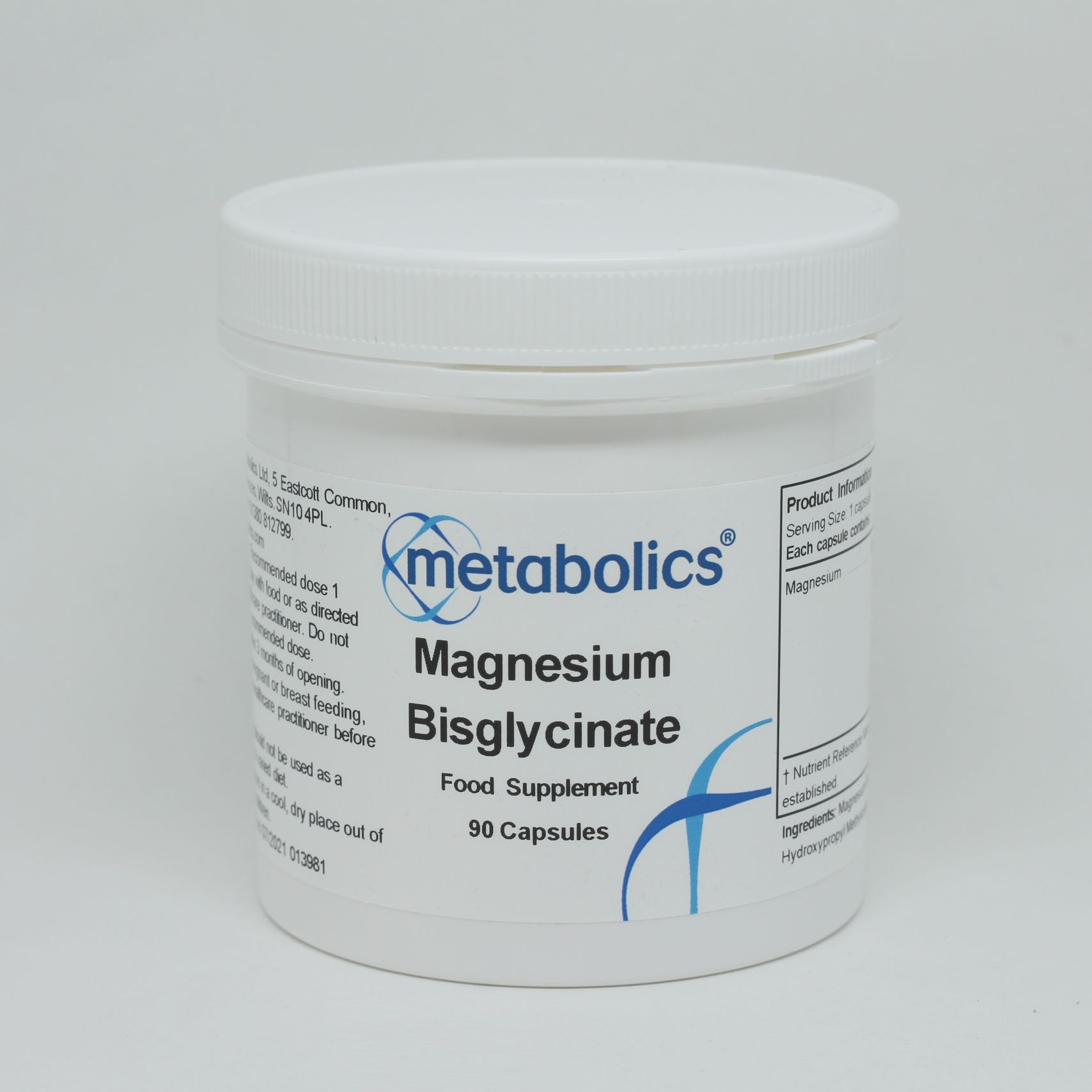 Magnesium Bisgylcinate