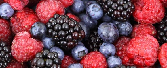 berries health benefits