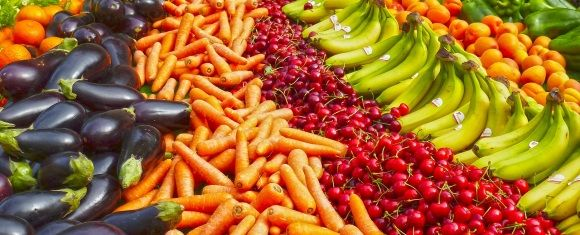 fruit and vegetables shown to have positive effect on mental health