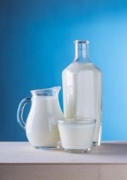 milk for muscle function