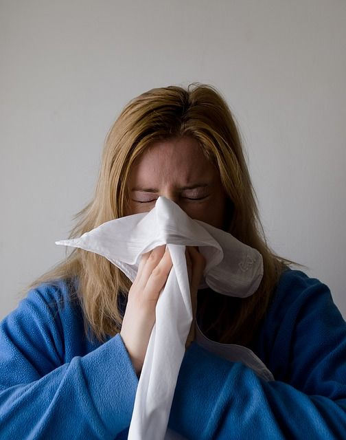 nose bacteria affects severity of colds
