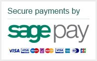 Secure payments online with SagePay