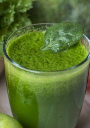 spinach best absorbed through smoothies